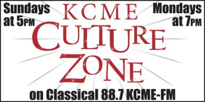The KCME Culture Zone presented by KCME 88.7 FM at ,