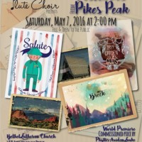 Postcards from Pikes Peak presented by Pikes Peak Flute Choir at Bethel Lutheran Church, Colorado Springs CO