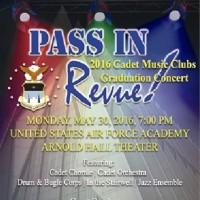 Pass in Revue! Cadet Music Clubs Graduation Concert