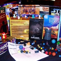 City Wide Gaming Event to Benefit the Imagination Celebration and Dragon Theatre presented by Gaming Events in the Springs at ,