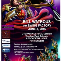 Jazz in June with Bill Watrous and Swing Factory