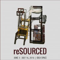 reSOURCED: First Friday Opening Reception