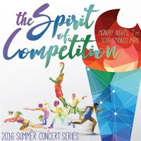 Little London Winds 2016 Summer Concert Series: The Spirit of Competition