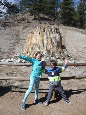 Ranger Guided Programs at Florissant Fossil Beds National Monument