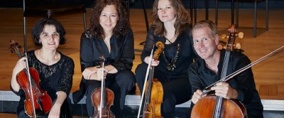 Veronika String Quartet presented by Colorado Springs Fine Arts Center at Colorado College at ,