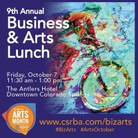 9th Annual Business & Arts Lunch