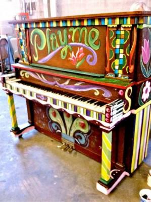 Pretty Pianos Project