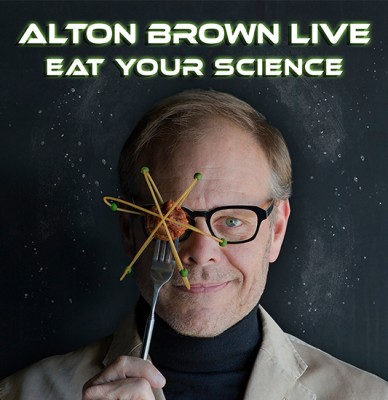 Alton Brown presented by Pikes Peak Center for the Performing Arts at Pikes Peak Center for the Performing Arts, Colorado Springs CO