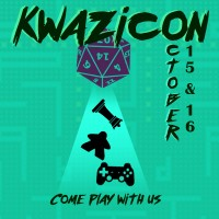 Kwazicon: Gaming Convention