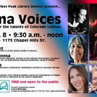 6th Annual Latina Voices