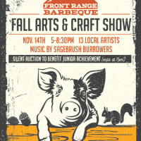 Annual Front Range BBQ Arts & Craft Show