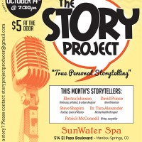 The Story Project presented by SunWater Spa at ,