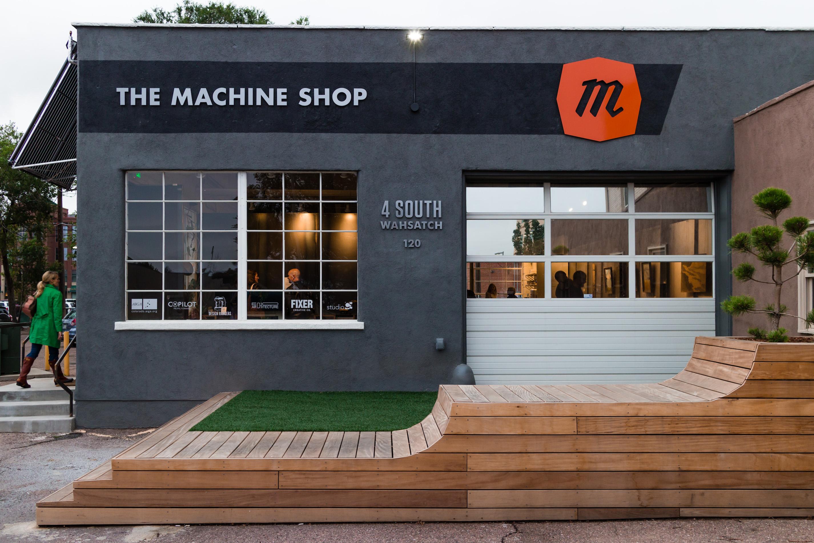 burts machine shop colorado springs