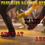 Dance Lessons at Anchors Country Bar presented by  at ,