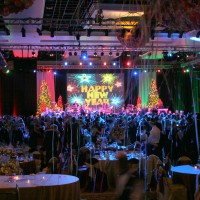 The Broadmoor New Year's Eve Bash presented by Broadmoor at Broadmoor International Center, Colorado Springs CO