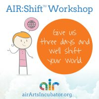 AIR:Shift™ Workshop: February 2017 presented by Cultural Office of the Pikes Peak Region at Plaza of the Rockies, Colorado Springs CO
