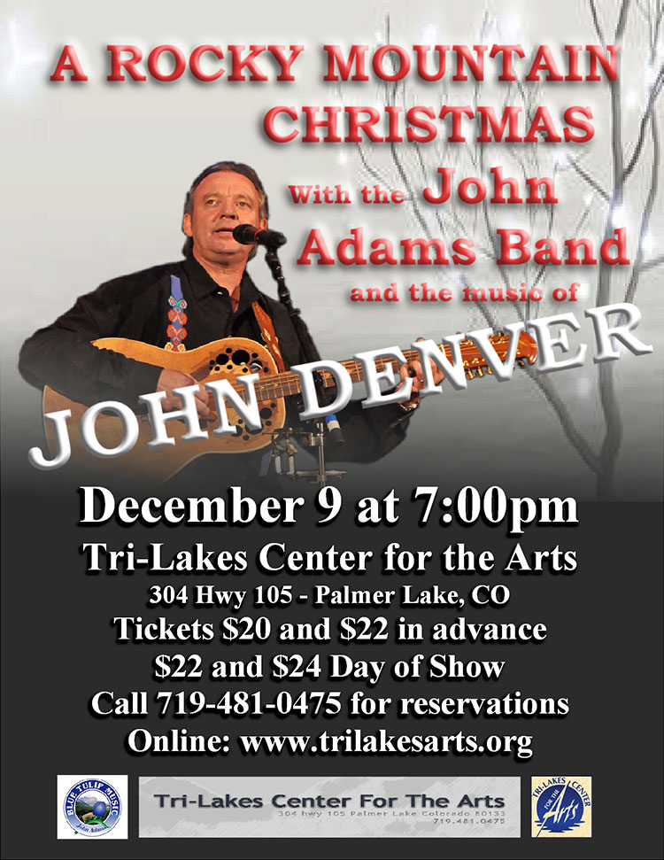 A Rocky Mountain Christmas\' with the John Adams Band presented by ...