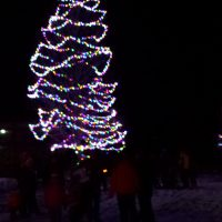 Free Ice Skating and Monument Tree Lighting