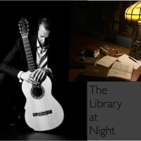 Peak FreQuency Presents: The Library at Night presented by Peak FreQuency Creative Arts Collective at UCCS - Kraemer Family Library, Colorado Springs CO