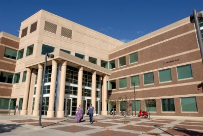 UCCS – Columbine Hall located in Colorado Springs CO