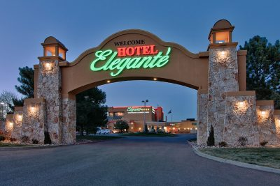 Hotel Elegante Conference and Event Center located in Colorado Springs CO