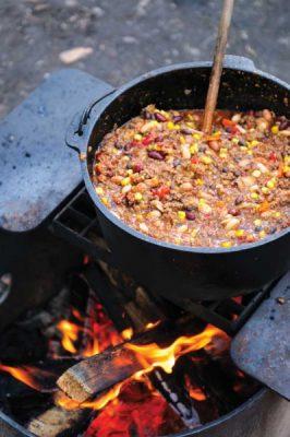 Basics Of Cast Iron Cooking
