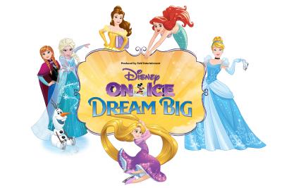 Disney on Ice: Dream Big