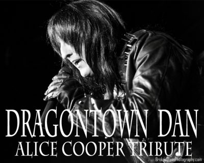 Dragontown Dan: Alice Cooper tribute benefitting Home Front Cares presented by Stargazers Theatre & Event Center at Stargazers Theatre & Event Center, Colorado Springs CO