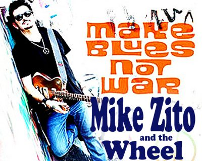Mike Zito's 'Make Blues Not War' CD Party presented by Stargazers Theatre & Event Center at Stargazers Theatre & Event Center, Colorado Springs CO