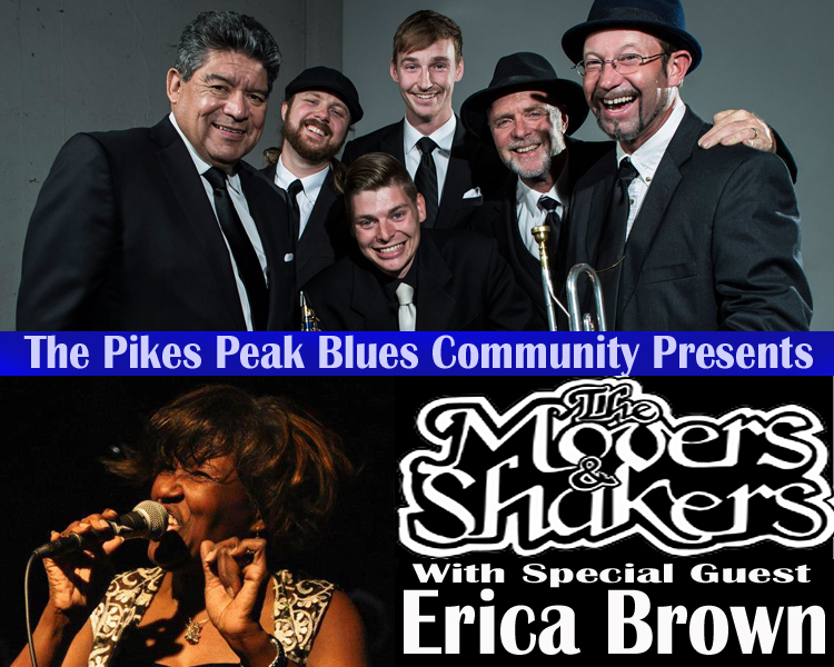 Pikes Peak Blues Community Presents The Movers Amp Shakers