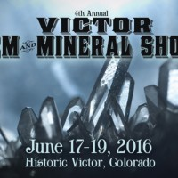 4th Annual Victor Gem and Mineral Show