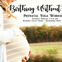 Prenatal Yoga Workshop: 'Birthing Without Fear' presented by Woodmen Valley Chapel at Woodmen Valley Chapel, Colorado Springs CO