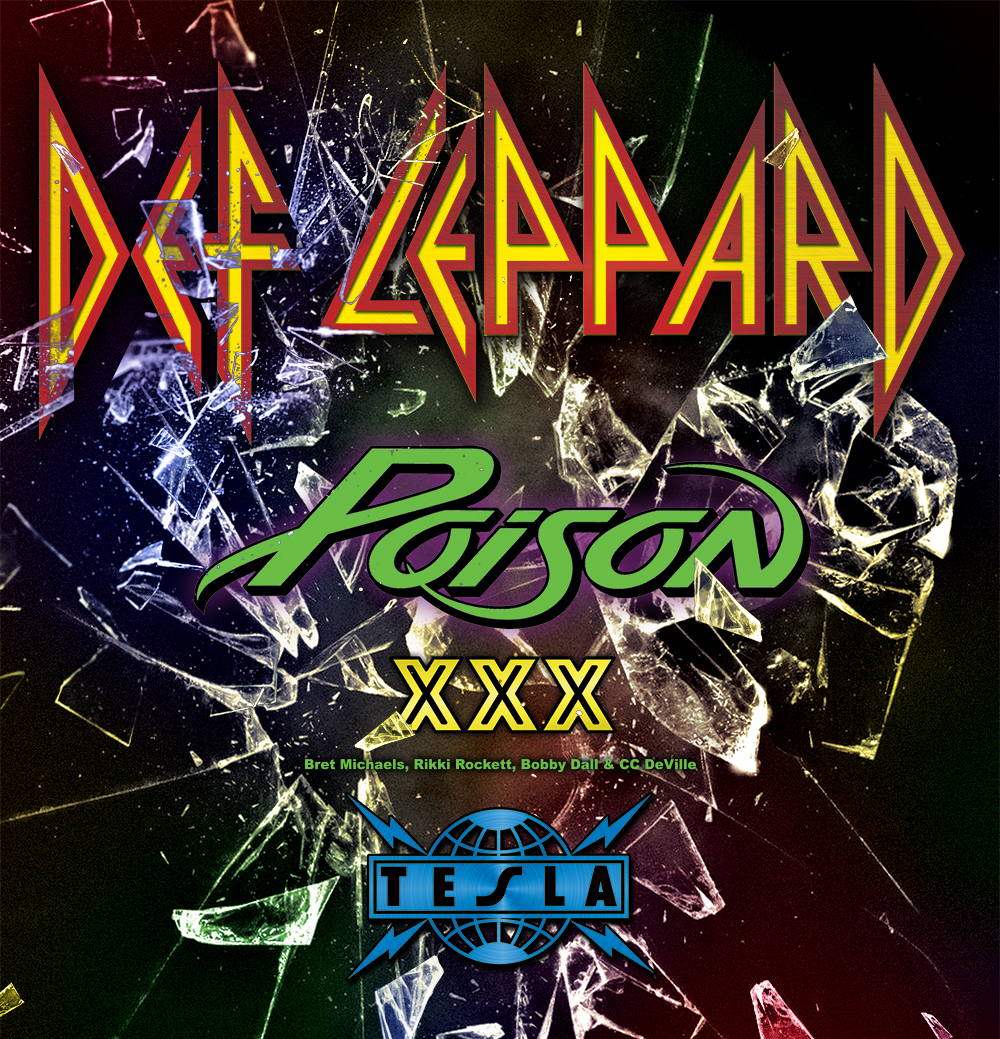 Def leppard tour dates in Brisbane