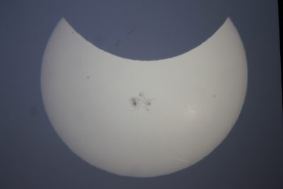 Solar Eclipse Viewing from the Star Light-Star Bright Observatory presented by National Space Science & Technology Institute at Star Light-Star Bright Observatory, Colorado Springs Colorado