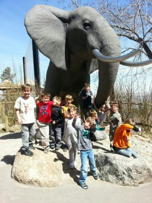 Spring Break Zoo Camps
