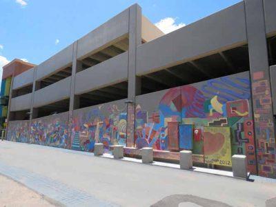 Alleyway Mural