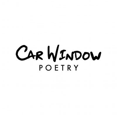 Car Window Poetry