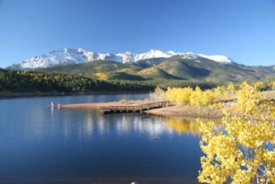 Pikes Peak: America's Mountain located in Cascade CO