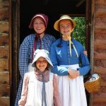 Living History Program presented by Rock Ledge Ranch Historic Site at Rock Ledge Ranch Historic Site, Colorado Springs CO