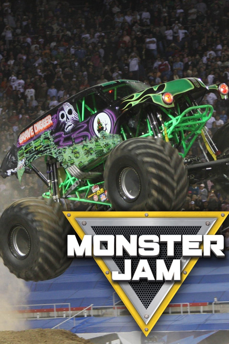 Monster Jam is a live motorsport event tour and television show operated by Feld Entertainment. Monster Jam shows are held throughout the whole year with more shows during the winter than the summer, and travel around the country in U.S. and Canada.