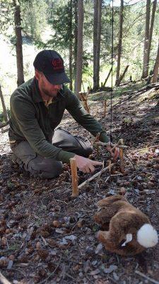 Survival Trapper