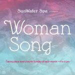 WomanSong presented by SunWater Spa at SunWater Spa, Manitou Springs CO