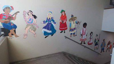 Ivywild school: Children of the World