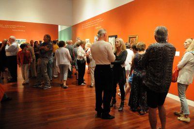 FAC Georgia O'Keeffe Opening Night Gala Friday June 26, 2015. Photo by Jeff Kearney