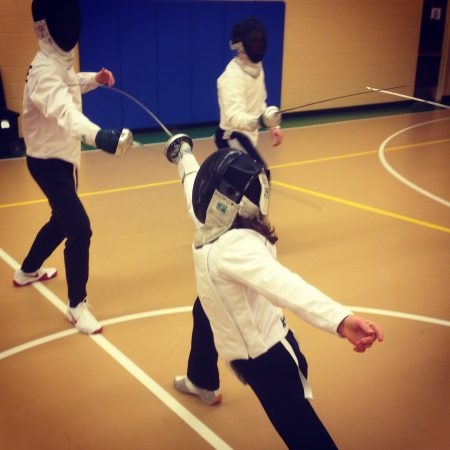 Learn To Fence Presented By Front Range Fencing Club