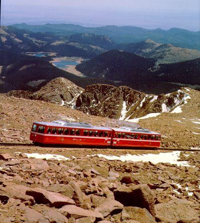 Broadmoor Pikes Peak Cog Railway Peakradar Com