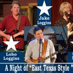 East Texas Blues with Jake Loggins, Lobo Loggins, & Scott McGill presented by Stargazers Theatre & Event Center at Stargazers Theatre & Event Center, Colorado Springs CO