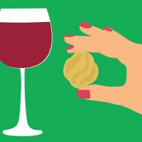 Girl Scout Cookies + Wine Pairing: A COS Feminists Event presented by Casa Verde Commons House at Casa Verde Commons House, Colorado Springs CO