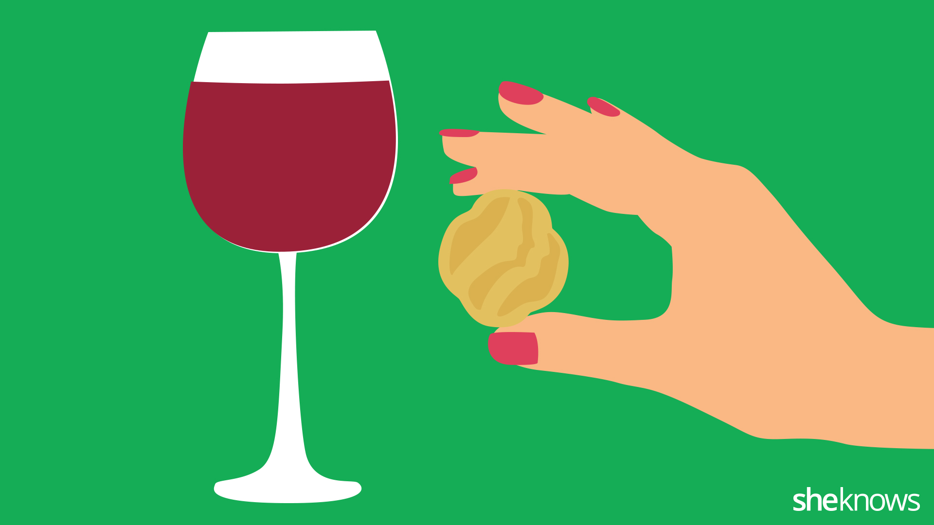 girl scout cookies wine pairing a cos feminists event