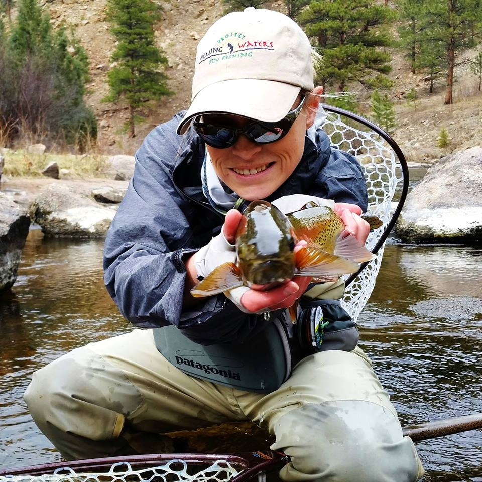 Learn to fish cheesman canyon presented by anglers covey for Learn to fish
